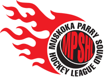 Muskoka Parry Sound Hockey League Logo